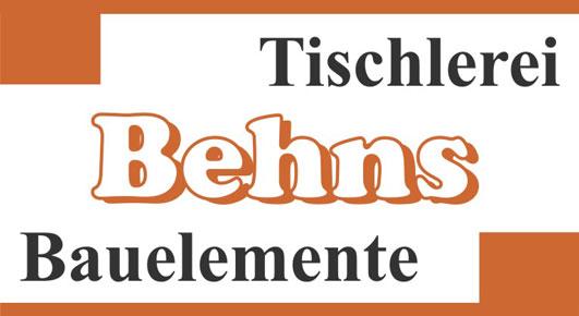Logo Tischlerei Behns